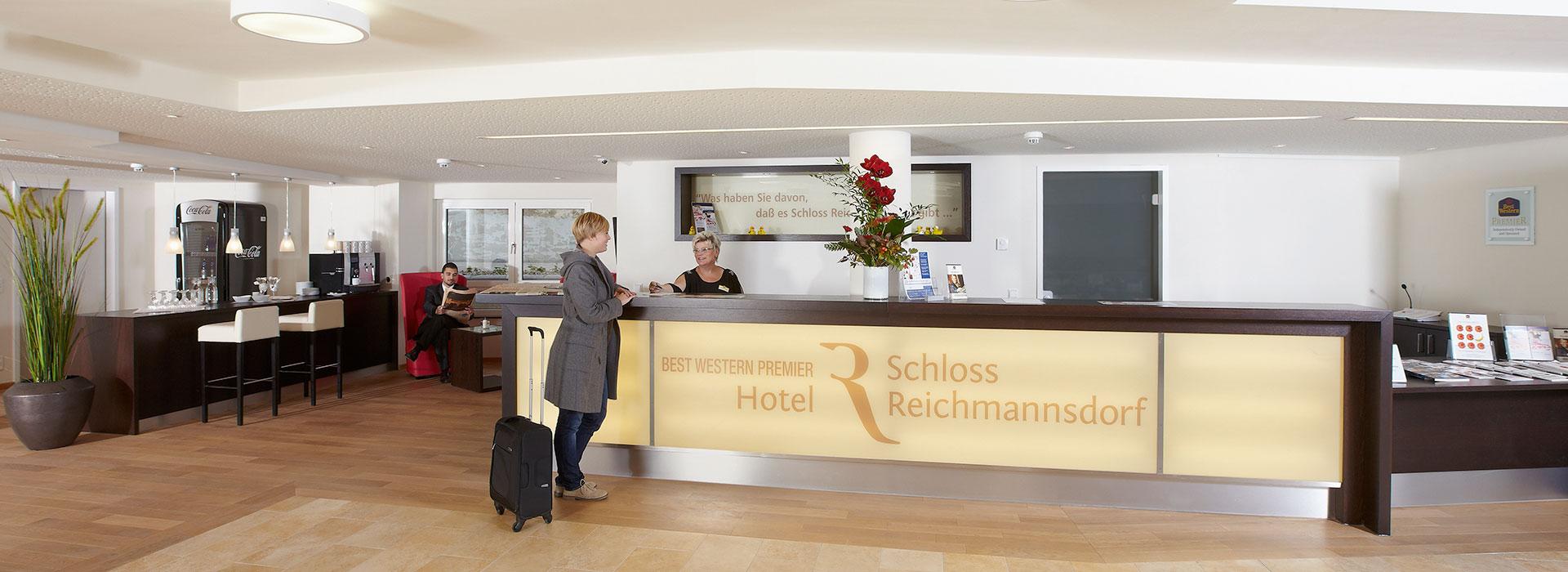 Best Western Schloss Reichmannsdorf